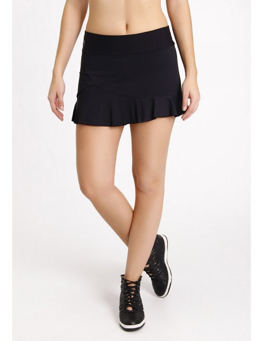 FALDA SHORT ULTRACOOL FIT NEGRO 18145