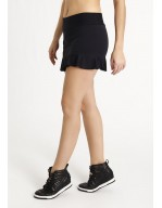 FALDA SHORT ULTRACOOL FIT NEGRO 02413