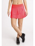 FALDA SHORT ULTRACOOL FIT NARANJA 18146