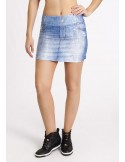 FALDA SHORT JEANS SUBLIME 18151