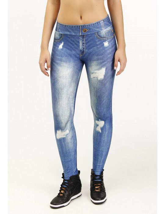 LEGGING JEANS SUBLIME 06197