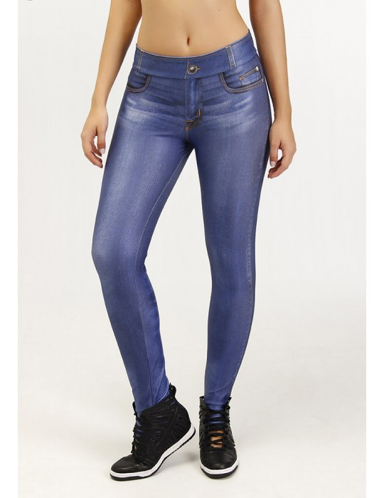 LEGGING JEANS SUBLIME 06230