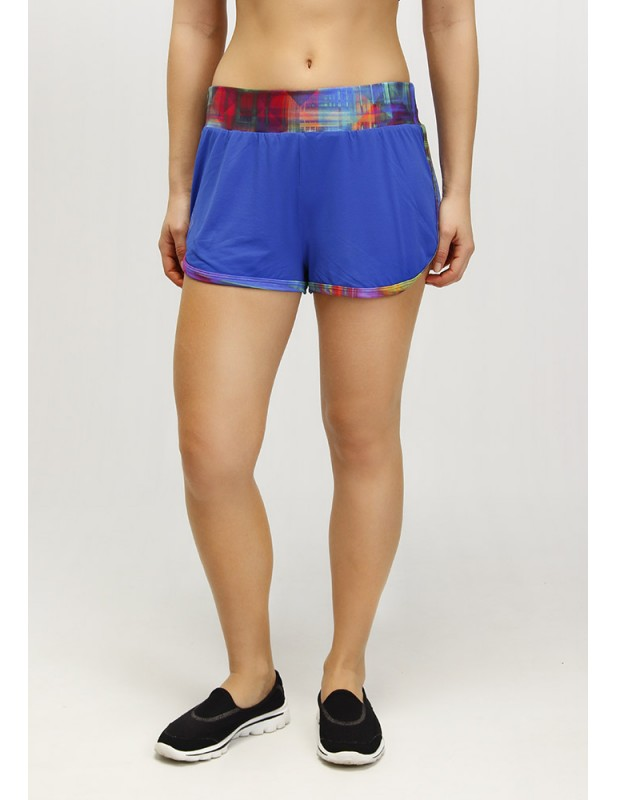 SHORT ULTRACOOL FIT AZUL 12122