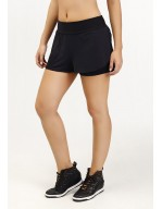 SHORT ULTRACOOL FIT NEGRO 12127