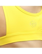 TOP DEPORTIVO AQUA SWIM AMARILLO 04140 AM03