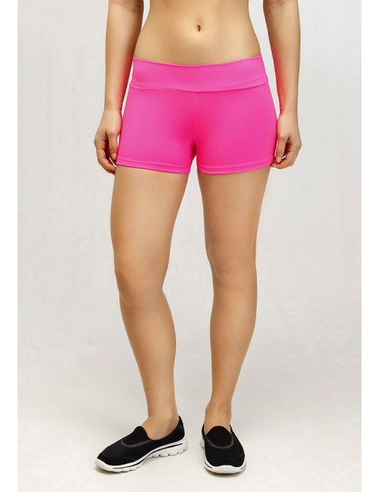SHORT DEPORTIVO CON HILO SUPPLEX ROSA 12106 RS32