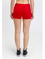 SHORT DEPORTIVO CON HILO SUPPLEX ROJO 12106 VM01