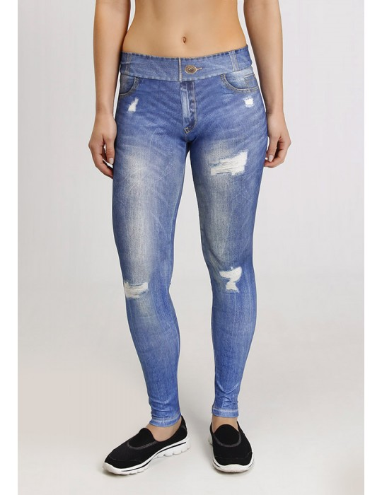 LEGGING JEANS SUBLIME 06197 SB71