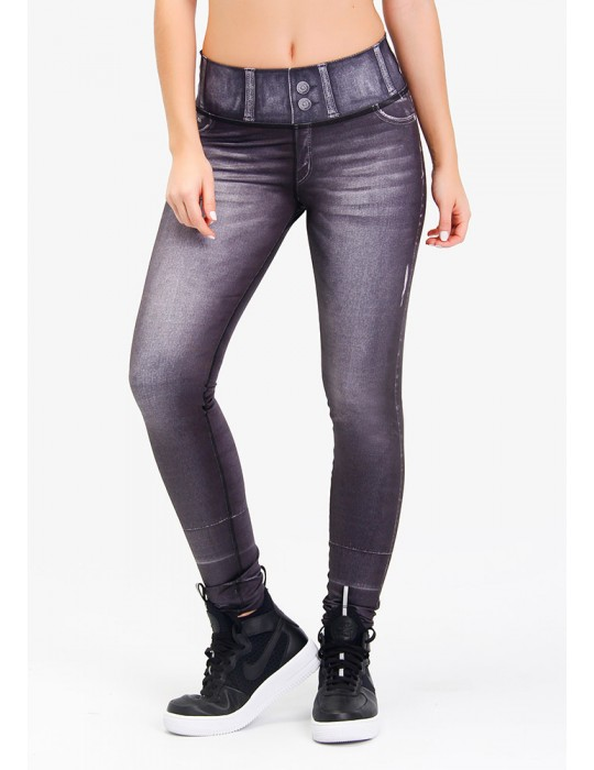 LEGGING JEANS REVERSIBLE SUBLIME 06271 SB300