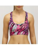 TOP DEPORTIVO CON HILO SUPPLEX ESTAMPADO 04132 DG68