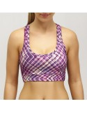 TOP DEPORTIVO CON HILO SUPPLEX ESTAMPADO 04132 DG65