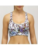 TOP DEPORTIVO CON HILO SUPPLEX ESTAMPADO 04132 DG75