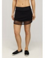 FALDA SHORT SKIN FIT NEGRA 18133-PT