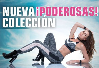 ropa deportiva mujer 2018